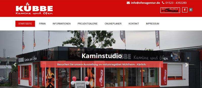 Kubbe Kamine & Öfen