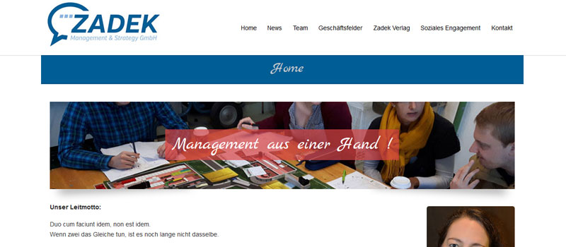 Zadek Management & Strategie GmbH